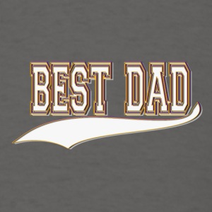 best_dad Aprons - Men's T-Shirt