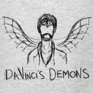 Demons  - Men's T-Shirt