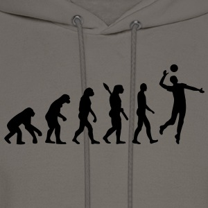Evolution Volleyball T-Shirts - Men's Hoodie