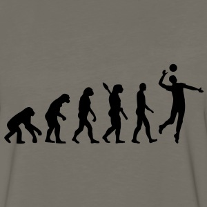 Evolution Volleyball T-Shirts - Men's Premium Long Sleeve T-Shirt