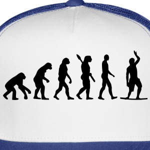 Evolution Slackline T-Shirts - Trucker Cap