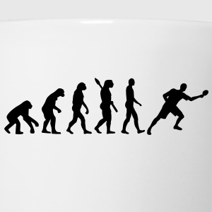 Evolution Table tennis T-Shirts - Coffee/Tea Mug