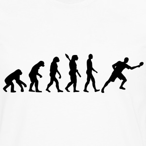 Evolution Table tennis T-Shirts - Men's Premium Long Sleeve T-Shirt