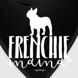 frenchiemama T-Shirts - Bandana