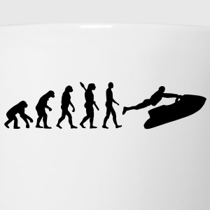 Evolution Jet Ski T-Shirts - Coffee/Tea Mug