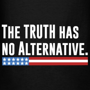 Truth Has No Alternative #MarchForTruth Bags & backpacks - Men's T-Shirt