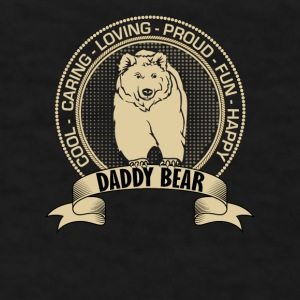 Fiercely Protective Daddy Bear Mugs & Drinkware - Men's T-Shirt