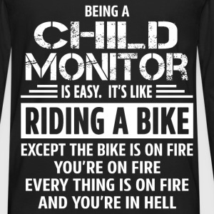 Child Monitor - Men's Premium Long Sleeve T-Shirt