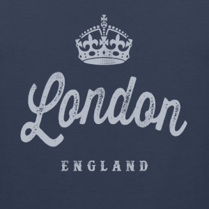 London, England - Men's Premium Tank