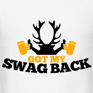 GOT MY SWAG BACK with beers and a stag Baby & Toddler Shirts - Men's T-Shirt