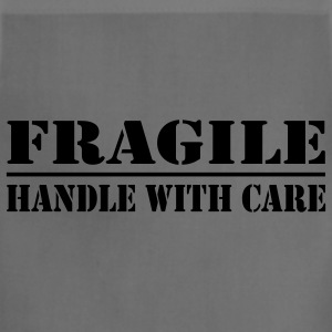 fragile handle with care - Adjustable Apron