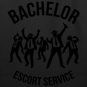 Bachelor Escort Service (Stag Party) T-Shirts - Eco-Friendly Cotton Tote