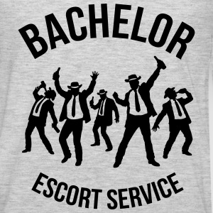 Bachelor Escort Service (Stag Party) T-Shirts - Men's Premium Long Sleeve T-Shirt
