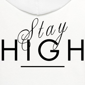 Stay High T-Shirts - Contrast Hoodie