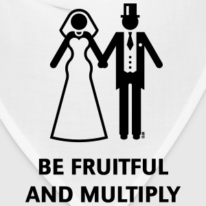 Be Fruitful And Multiply (Stag Party / Hen Night) T-Shirts - Bandana