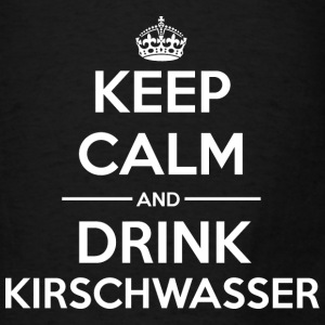 Drinks KC Kirschwasser Bags & backpacks - Men's T-Shirt