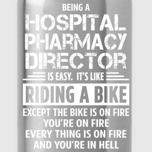 Hospital Pharmacy Director - Water Bottle