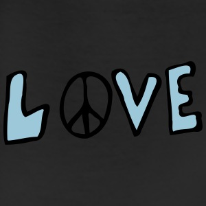 Love and Peace - Leggings