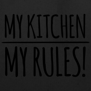 my-kitchen-my-rules Aprons - Eco-Friendly Cotton Tote