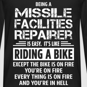 Missile Facilities Repairer - Men's Premium Long Sleeve T-Shirt