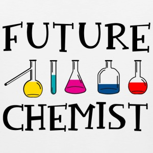 Future Chemist Kids' Shirts - Men's Premium Tank