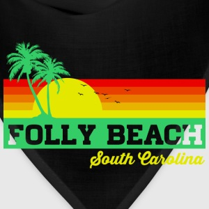 Folly Beach T-Shirts - Bandana