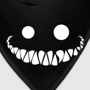 Creepy Smile - Bandana