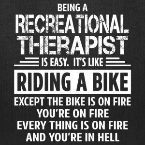 Recreational Therapist - Tote Bag