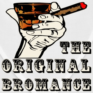 The Original Bromance Whiskey & Cigars - Bandana