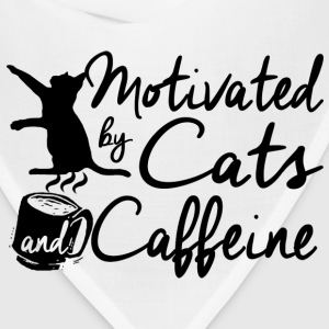 Cats and Caffeine T-Shirts - Bandana