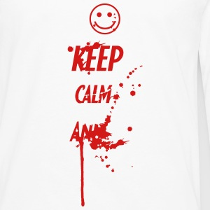 Keep Calm and ... T-Shirts - Men's Premium Long Sleeve T-Shirt