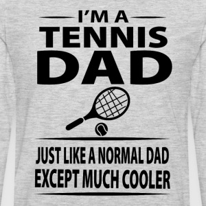 Tennis Dad - Men's Premium Long Sleeve T-Shirt