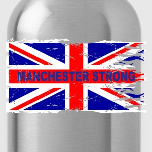 MANCHESTER STRONG - Water Bottle