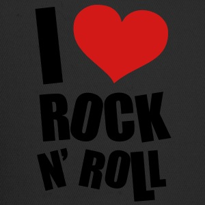 I Love Rock N Roll Hoodies - Trucker Cap