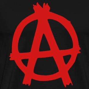 Anarchy Hoodies - Men's Premium T-Shirt