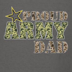 Proud Army Dad Aprons - Men's T-Shirt