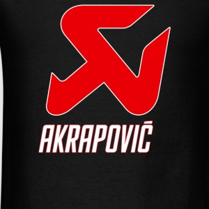 Akrapovic Motorsport Exha - Men's T-Shirt