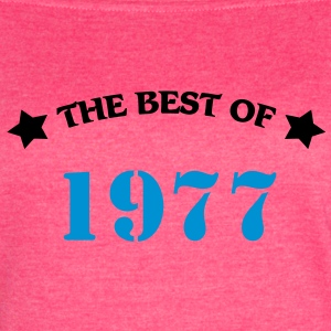 The best of 1977 Tanks - Women's Vintage Sport T-Shirt