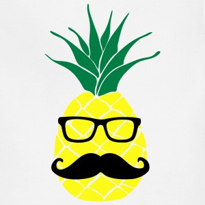 Pineapple Nerd 3c T-Shirts - Adjustable Apron