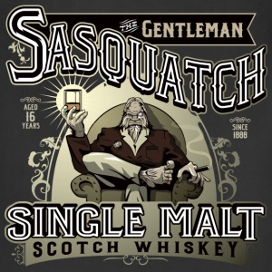 Gentleman Sasquatch Single Malt Scotch - Adjustable Apron