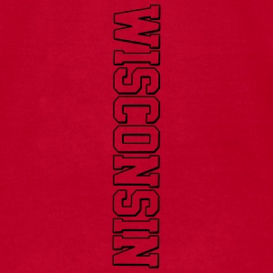 Wisconsin_2_-_Copy Bags & backpacks - Men's T-Shirt by American Apparel