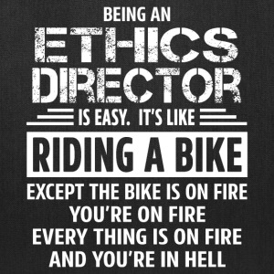 Ethics Director - Tote Bag