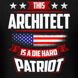 4th Of July Architect Shirt Gift Architecture Sportswear - Men's T-Shirt