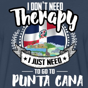 Cities Punta Cana T-Shirts - Men's Premium Long Sleeve T-Shirt