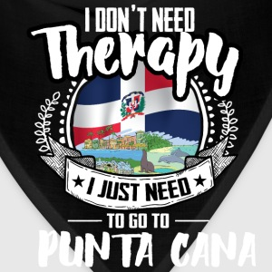Cities Punta Cana T-Shirts - Bandana