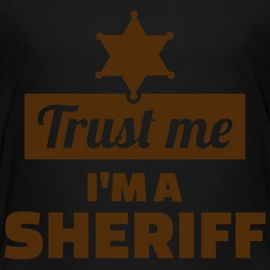 Sheriff Kids' Shirts - Toddler Premium T-Shirt