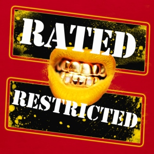 Rated Restricted - Women's V-Neck T-Shirt