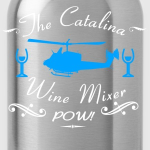 The Catalina Wine Mixer T-Shirts - Water Bottle