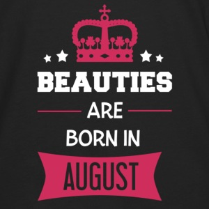 Beauties are born in August Bags & backpacks - Men's Premium Long Sleeve T-Shirt