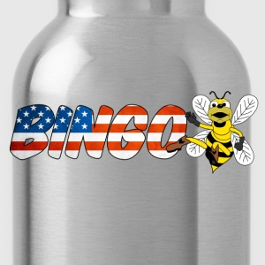 Bingo Bee T-Shirts - Water Bottle